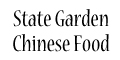 State Garden Chinese Food menu and coupons