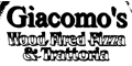 Giacomo's Wood Fired Pizza &  Trattoria Menu