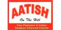 Aatish on the Hill Menu