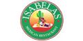 Isabelas Mexican Restaurant Menu