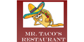 Mr. Taco's Mexican Restaurant menu and coupons