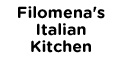 Filomena's Italian Kitchen menu and coupons