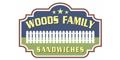 Woods Family Sandwiches Menu