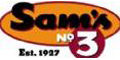 Sam's No.3  menu and coupons