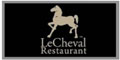 Le Cheval menu and coupons