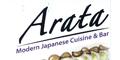 Arata Sushi Menu