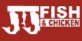 JJ Fish & Chicken Menu