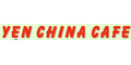 Yen China Cafe Menu