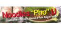 Noodles Pho U menu and coupons