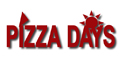 Pizza Days menu and coupons
