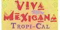 Viva Mexicana Menu