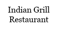 Indian Grill Restaurant Menu