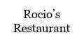 Rocio's Restaurant Menu