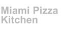 Miami Pizza Kitchen Menu