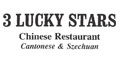 3 Lucky Stars menu and coupons