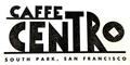 Caffe Centro Menu