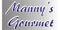 Manny's Gourmet menu and coupons