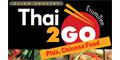 Asian Thai 2 Go Menu