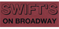 Swift's on Broadway menu and coupons