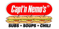 Capt'n Nemo's menu and coupons