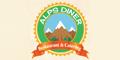 Alps Diner Menu