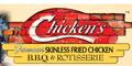 Chicken's menu and coupons