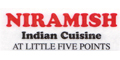 Niramish Indian menu and coupons