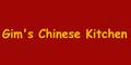 Gim's Chinese Kitchen Menu