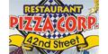 42nd Street Pizza Menu