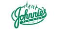 Johnnie's NY Pizza Menu