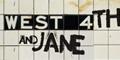 West 4th Jane Menu