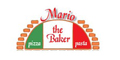 Mario the Baker menu and coupons
