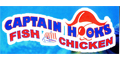 Captain hooks fish and chicken menu and coupons for Hook fish and chicken menu