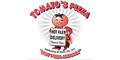 Tomato's Pizza Menu