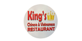 Kings Restaurant Menu