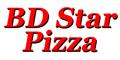 BD Star Pizza Menu
