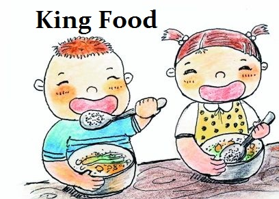 King Food Menu