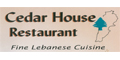 Cedar House Restaurant menu and coupons