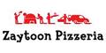 Zaytoon Pizzeria Menu