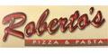 Roberto's Pizza and Pasta Menu