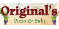 Original's Pizza & Subs menu and coupons