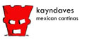 Kay 'n Dave's Mexican Cantina menu and coupons