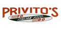 Privito's Italian Food To Go Menu