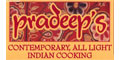Pradeeps Indian Cuisine Menu