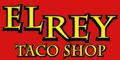 El Rey Taco Shop Menu