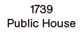 1739 Public House menu and coupons