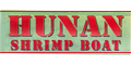 Hunan Shrimp Boat Menu