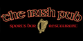 The Irish Pub Menu