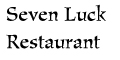 Seven Luck Restaurant menu and coupons