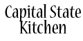 Capital State Kitchen menu and coupons
